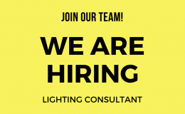 hiring, vacancy, kyriakideslighting