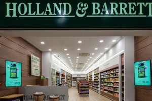 Holland&Barrett Nicosia Mall